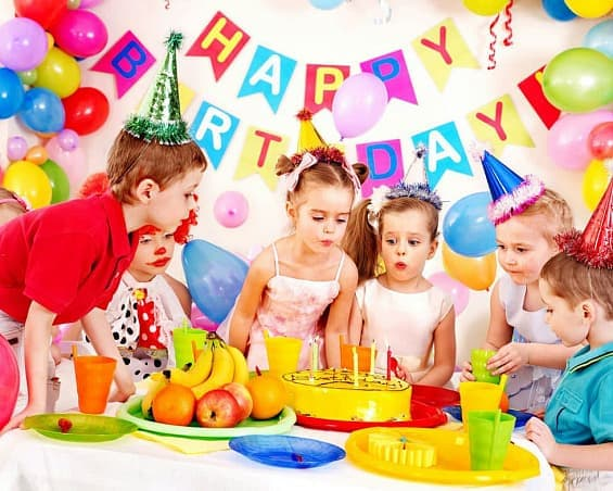 Kids Birthdays